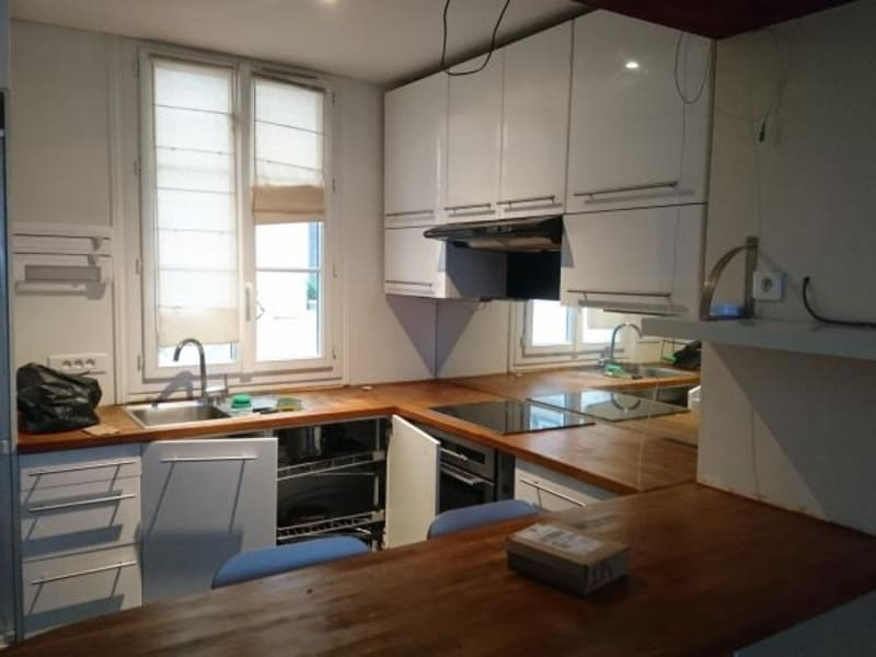 Rental apartment Paris 19ème 1 350€ CC - Picture 1