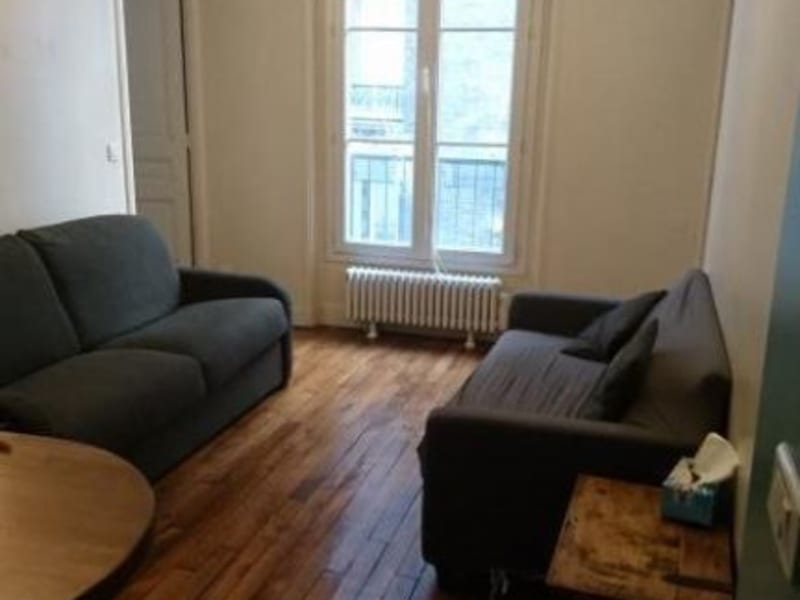 Rental apartment Paris 19ème 1 350€ CC - Picture 2