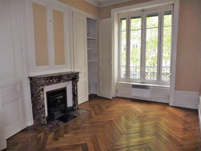 Location appartement Lyon 6ème 725€ CC - Photo 1
