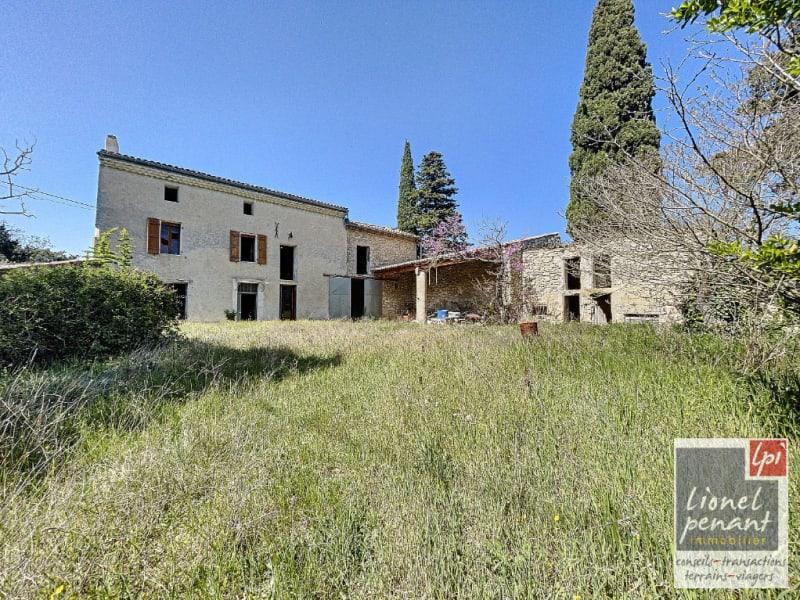 Sale house / villa Velleron 615000€ - Picture 1