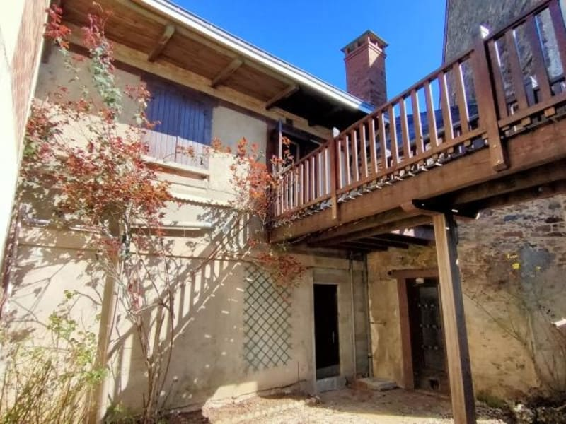 Sale house / villa Payzac 120000€ - Picture 1