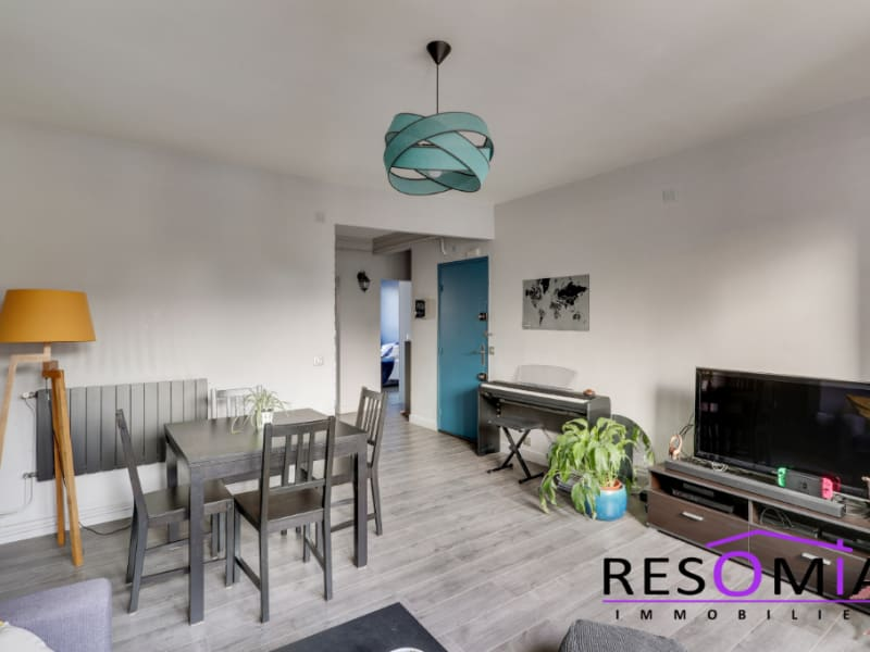 Sale apartment Issy les moulineaux 400000€ - Picture 2