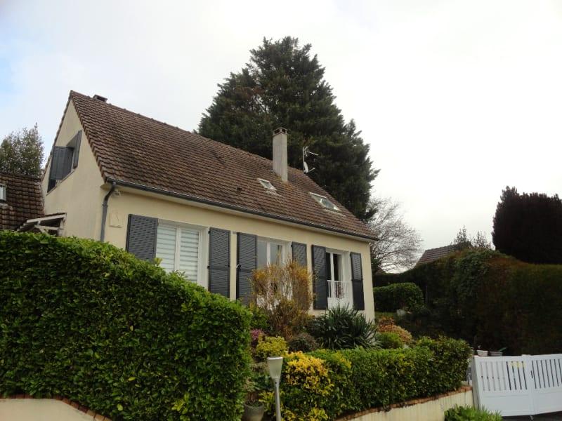 Sale house / villa Crespieres 560000€ - Picture 2