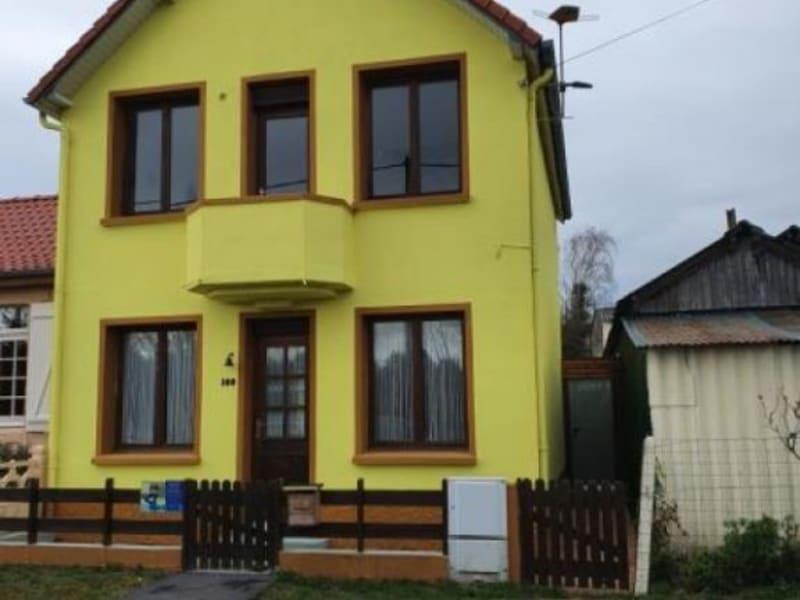 Sale house / villa Fort mahon plage 192000€ - Picture 1