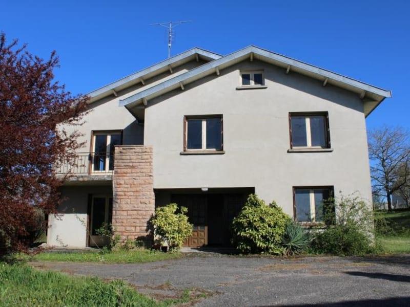 Vente maison / villa Louhans 152000€ - Photo 1