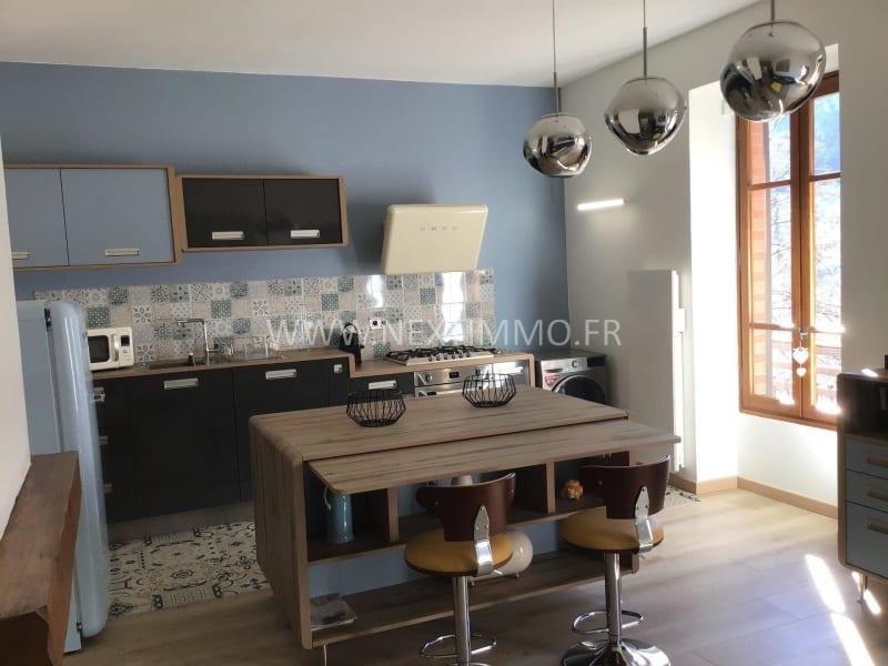 Sale apartment Saint-martin-vésubie 215000€ - Picture 2