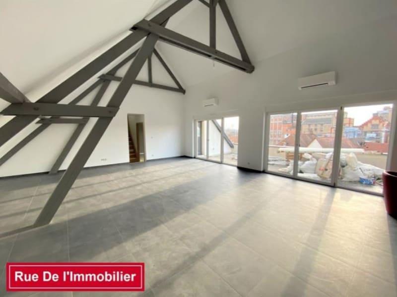 Rental apartment Hochfelden 1025€ CC - Picture 1