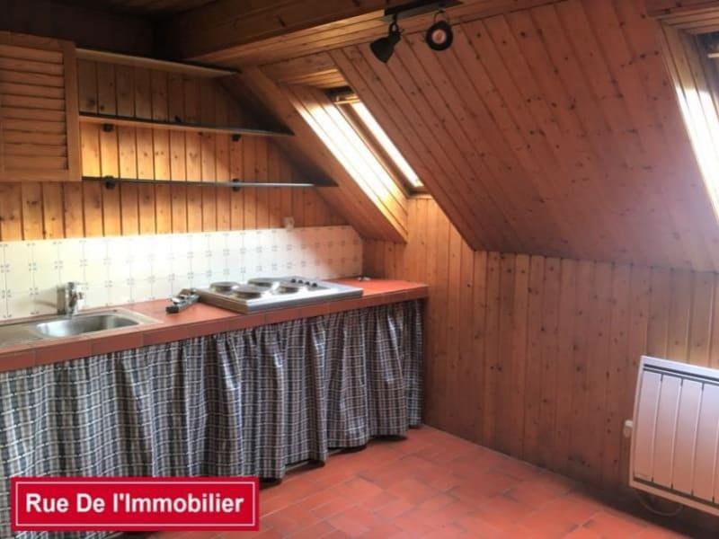 Rental apartment Hoerdt 590€ CC - Picture 1