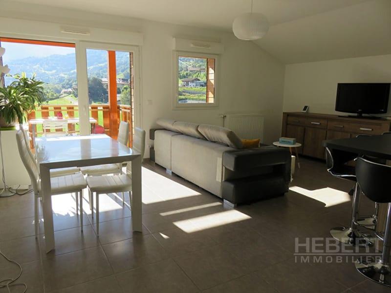 Sale apartment Domancy 315000€ - Picture 2