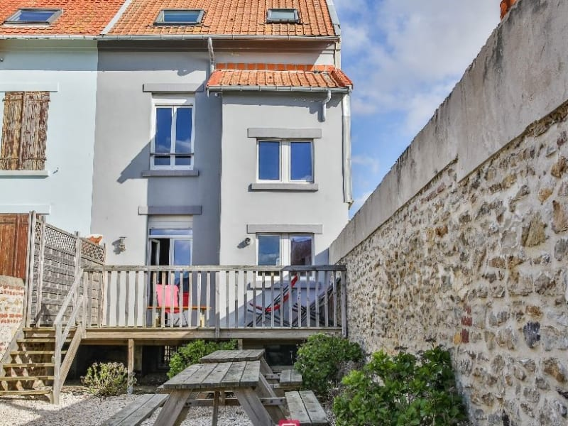 Sale house / villa Ambleteuse 568600€ - Picture 1