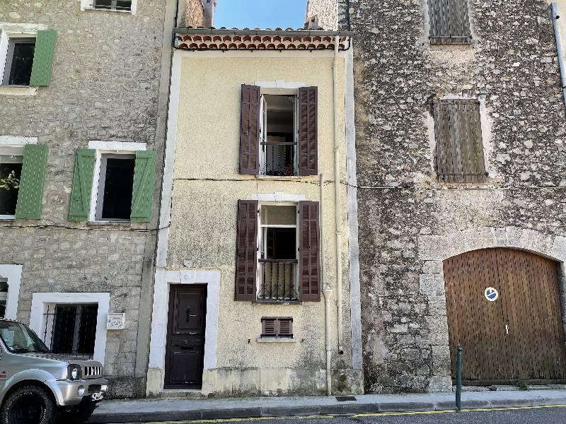 Sale house / villa Claviers 63000€ - Picture 1