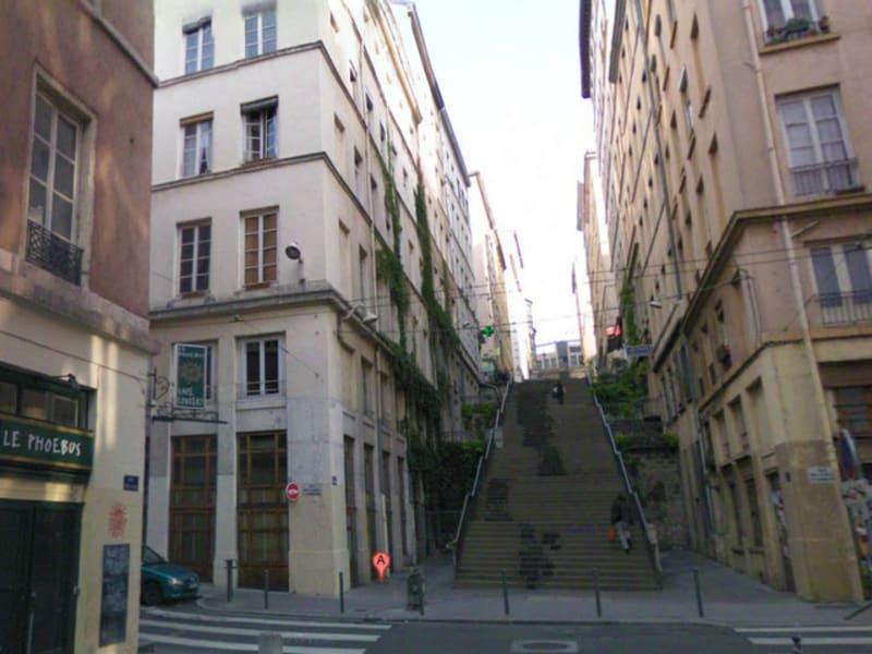 Rental apartment Lyon 1er 491€ CC - Picture 1