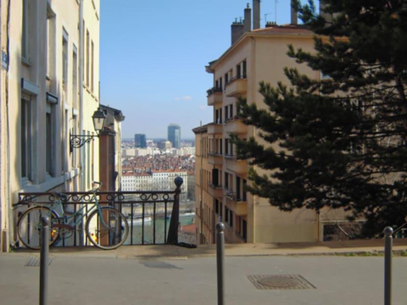 Rental apartment Lyon 1er 526€ CC - Picture 1
