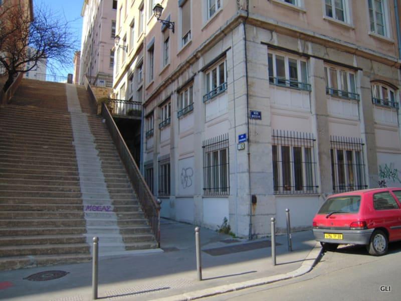 Rental apartment Lyon 1er 526€ CC - Picture 2
