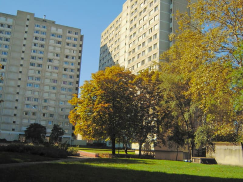 Location appartement Villeurbanne 650€ CC - Photo 1