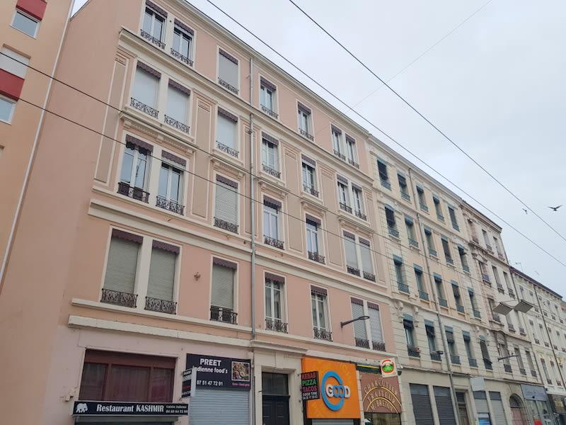Location appartement Villeurbanne 730€ CC - Photo 1