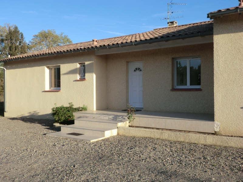 Rental house / villa St jory 1097€ CC - Picture 7