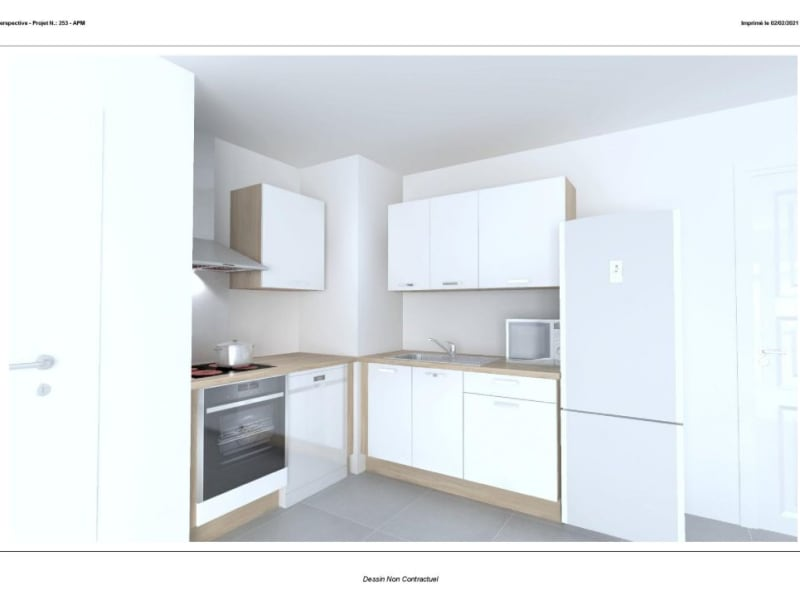 Location appartement Biscarrosse 586€ CC - Photo 2