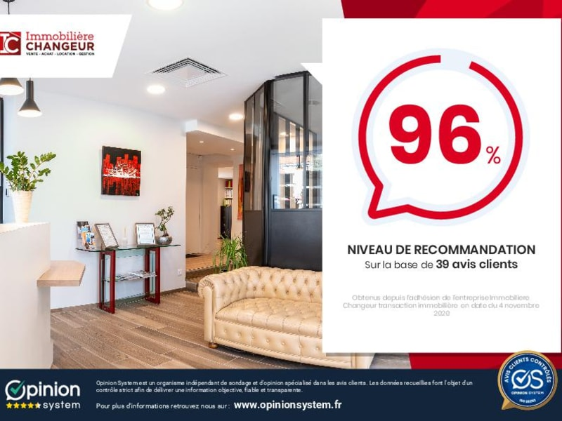Vermietung wohnung Voiron 565€ CC - Fotografie 5