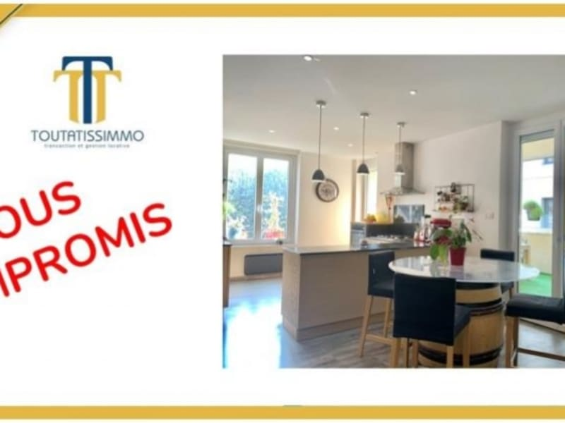 Vendita appartamento Vienne 249000€ - Fotografia 1