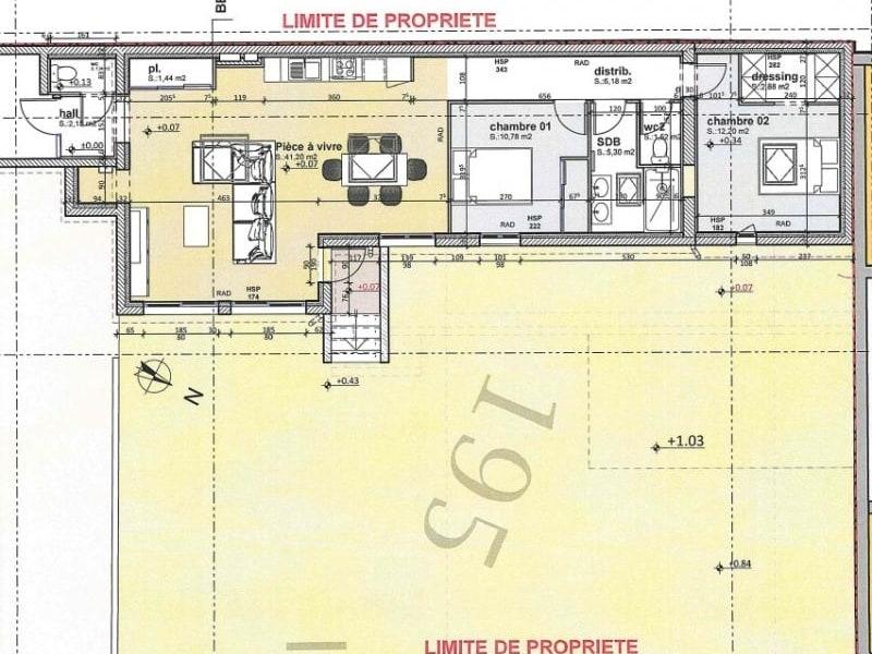 Vente maison / villa Terrenoire 57500€ - Photo 4