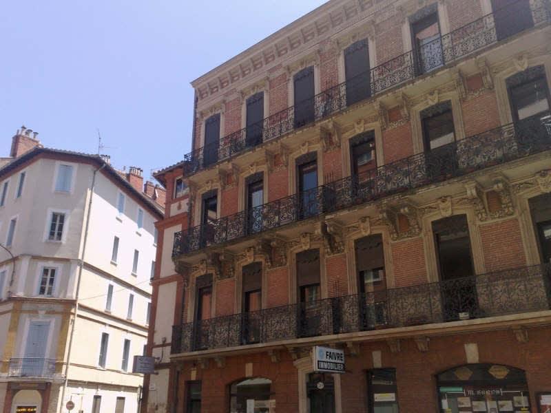 Rental apartment Toulouse 406€ CC - Picture 1