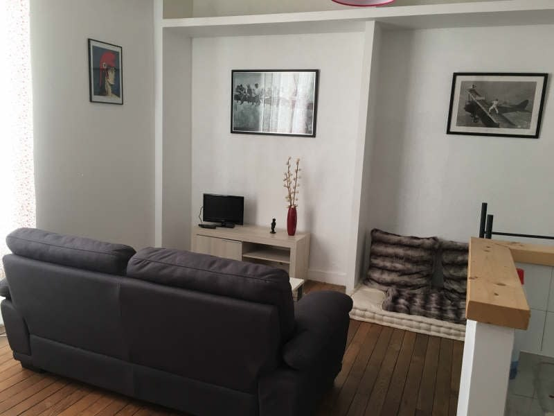 Location appartement Poitiers 464,68€ CC - Photo 1