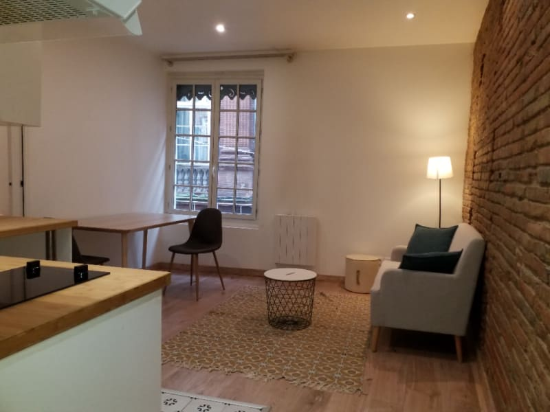 Rental apartment Toulouse 650€ CC - Picture 1