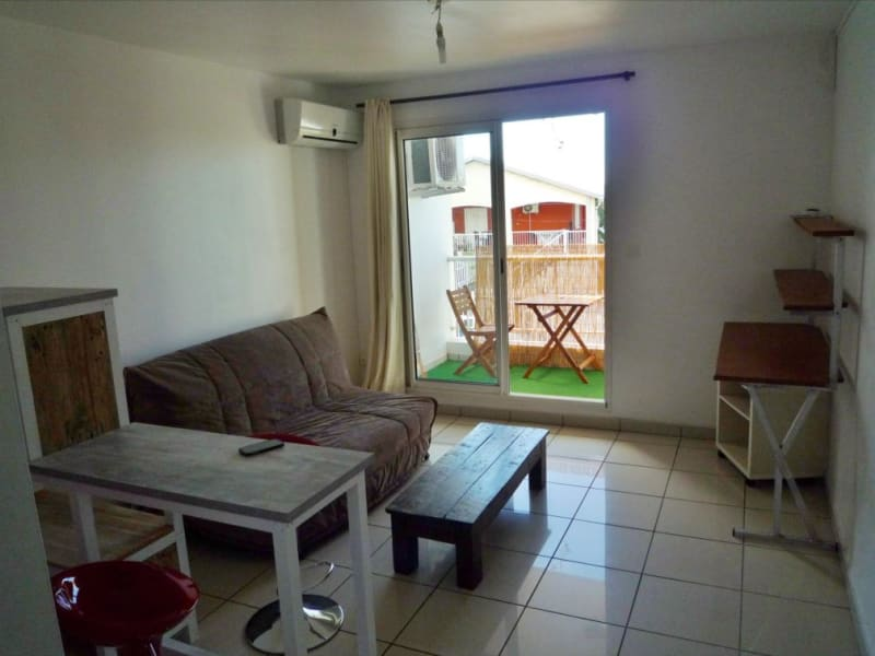 Rental apartment Sainte clotilde 420€ CC - Picture 2