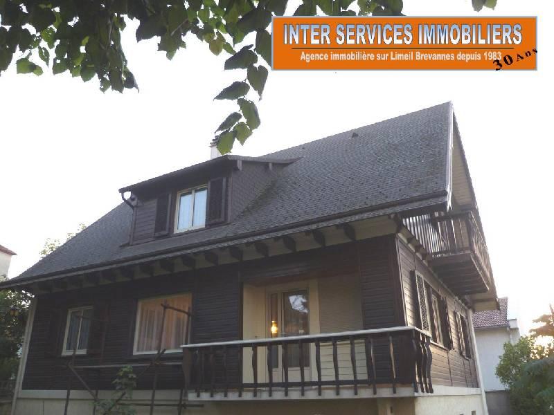 Sale house / villa Valenton 380000€ - Picture 1