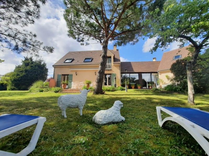 Vente maison / villa Boissy l aillerie 549000€ - Photo 1