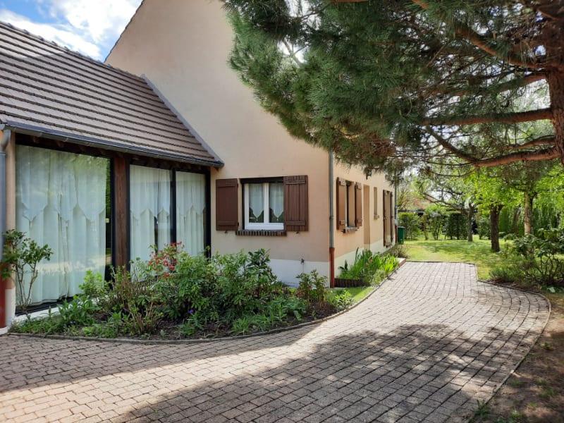 Vente maison / villa Boissy l aillerie 549000€ - Photo 4