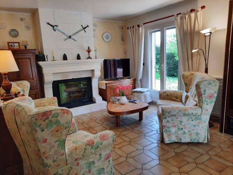 Vente maison / villa Boissy l aillerie 549000€ - Photo 7