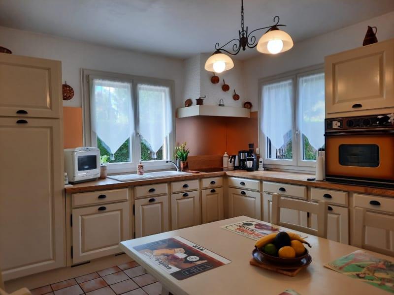 Vente maison / villa Boissy l aillerie 549000€ - Photo 8