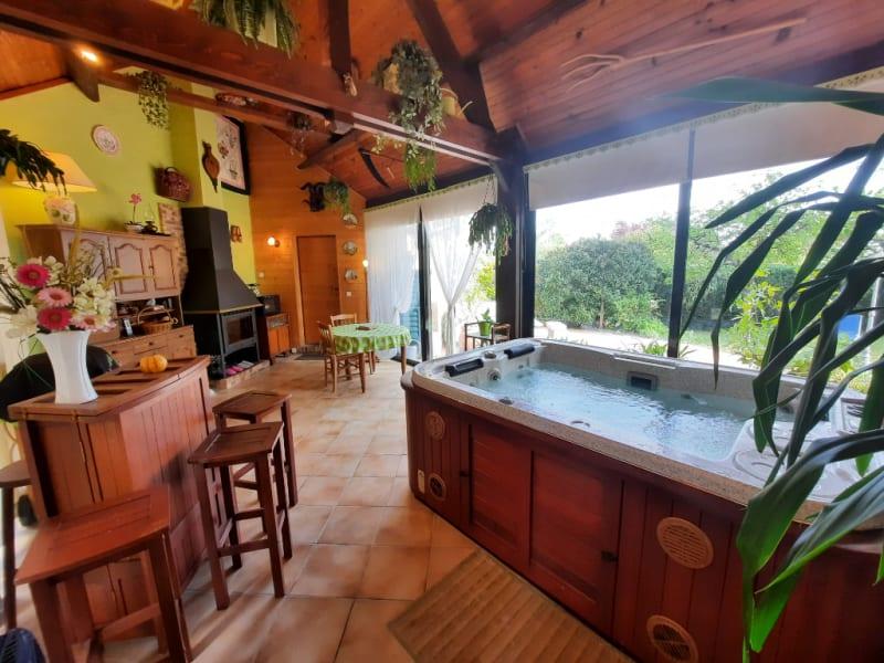Vente maison / villa Boissy l aillerie 549000€ - Photo 17