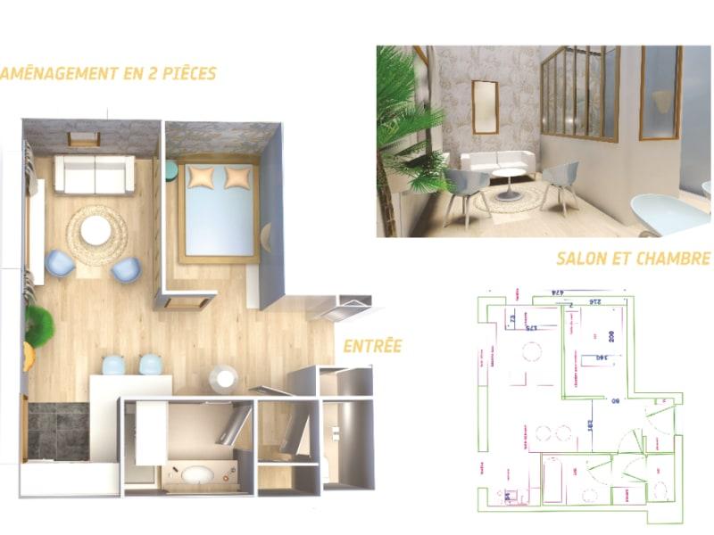 Vente appartement Boulogne billancourt 345000€ - Photo 2