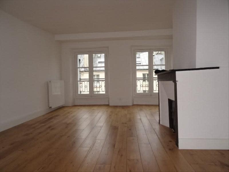 Rental apartment Versailles 1100€ CC - Picture 2