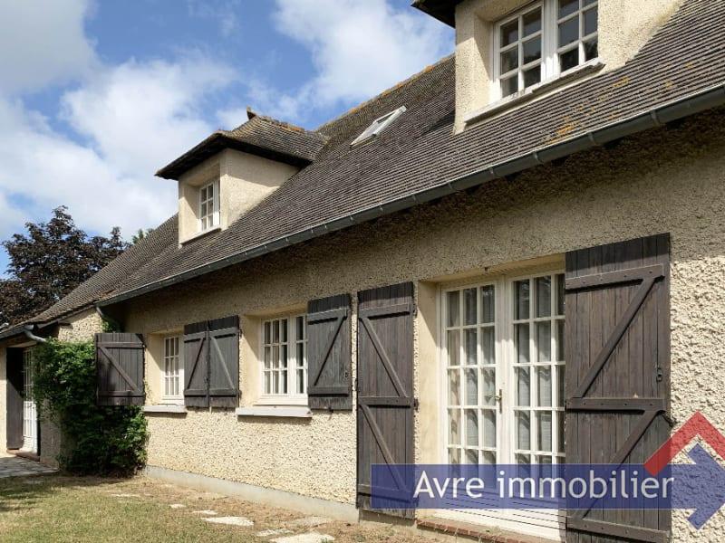 Vente maison / villa Verneuil d avre et d iton 179000€ - Photo 1