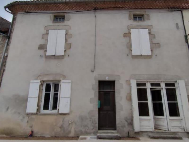 Vente maison / villa Nontron 70000€ - Photo 1