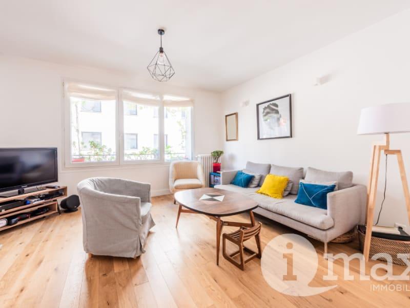 Sale apartment Paris 18ème 930000€ - Picture 2
