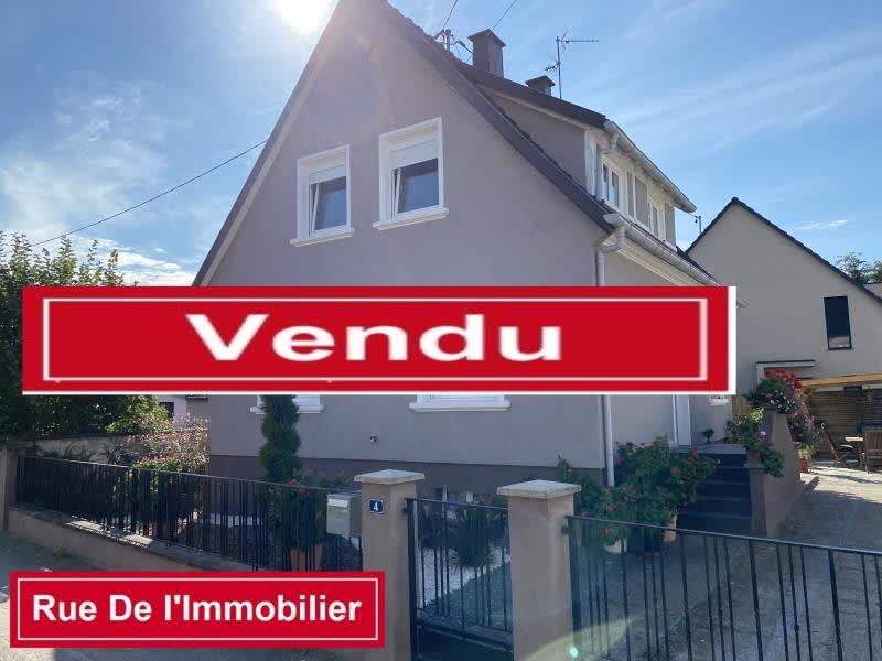 Sale house / villa Kaltenhouse 255000€ - Picture 1