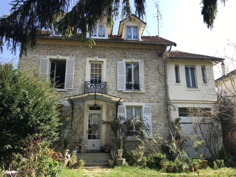 Revenda casa Villennes sur seine 750000€ - Fotografia 1