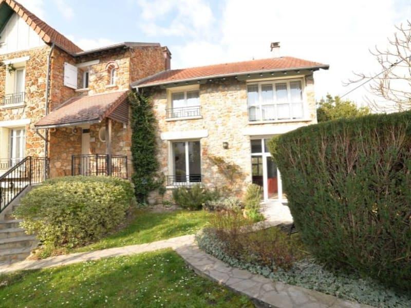 Sale house / villa St cloud 2880000€ - Picture 2