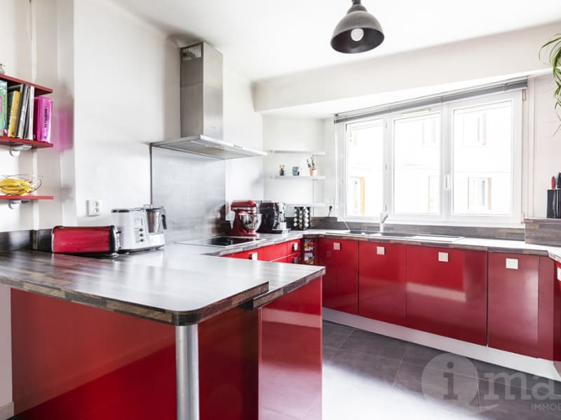 Sale apartment Courbevoie 520000€ - Picture 5