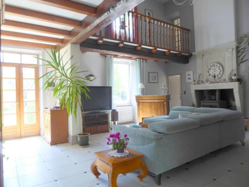 Vente maison / villa Sainte-sévère 321775€ - Photo 2