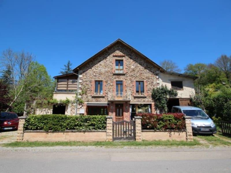 Sale house / villa Najac 312500€ - Picture 1