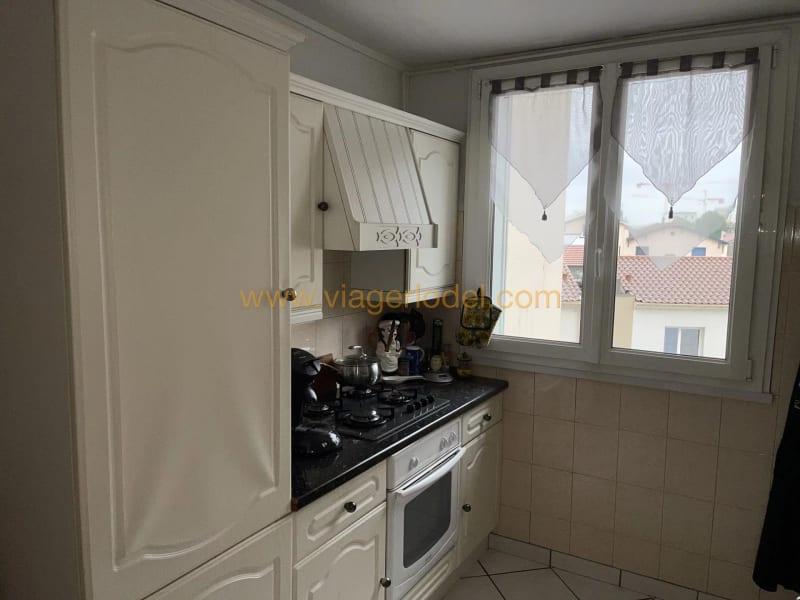 Life annuity apartment Lyon 7ème 112500€ - Picture 2