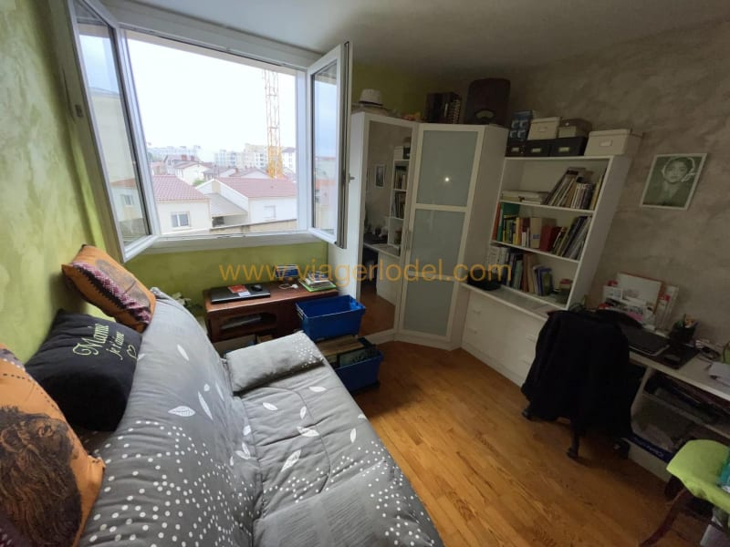 Life annuity apartment Lyon 7ème 112500€ - Picture 5