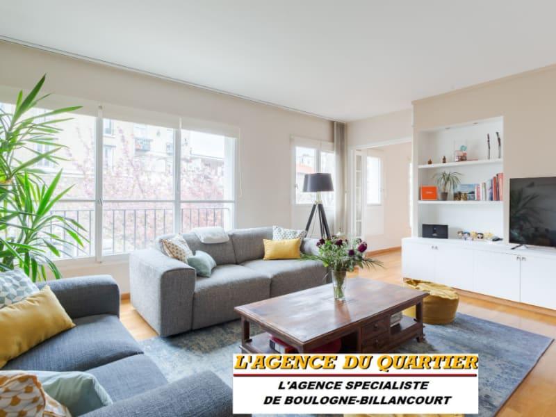 Appartement Boulogne Billancourt 4 pièce(s) 99 m2