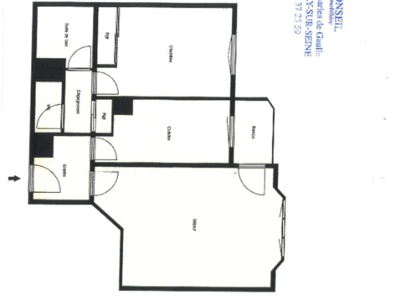Vente appartement Puteaux 430000€ - Photo 5